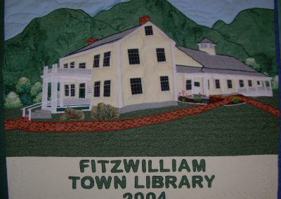 Jan Ray-Thompson - Fitzwilliam Town Library