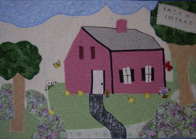 Ann Nunn - Patch Cottage